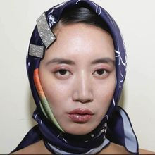 European and American rhinestone hairpin hairpin hair clip Korean chic fashion hairpin bangs clip concave shape   1004