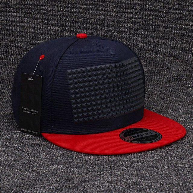 buy online f94d5 8d55b Fancy 3D snapback cap raised soft silicon square pyramid flat baseball hip  hop hat for boys and girls
