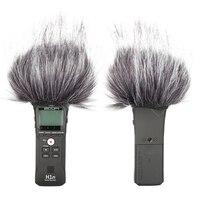 Ulanzi зум H1N удобный Портативный Регистраторы Беспроводной микрофон цифровой Камера аудио Регистраторы для интервью SLR видео Запись