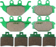 Brake Pad Set For Kymco Atv Mxu250 Mxu 250