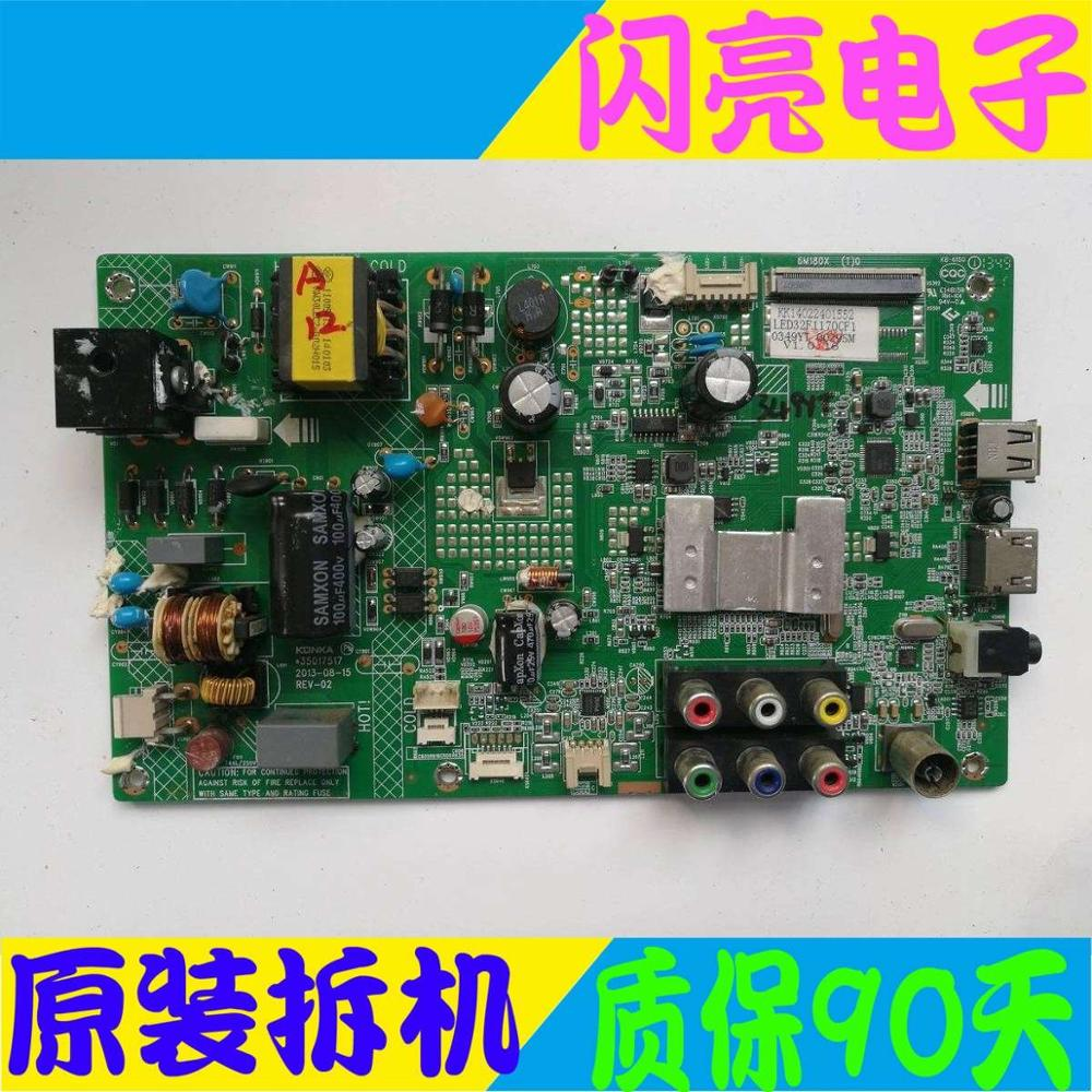 Consumer Electronics Main Board Power Board Circuit Logic Board Constant Current Board Led 32f1160cf Motherboard 35017517 With 349yt Screen Circuits