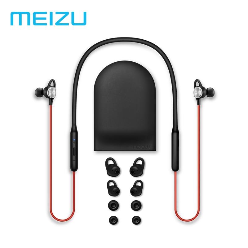 Original Meizu EP52 Bluetooth écouteurs sans fil Sport écouteurs soutien apt-x étanche Hall effet fonctionnalité mise à niveau MEIZU EP52 - 4