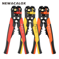 Cable Wire Stripper Cutter Crimper Crimping Adjustable Stripping Multifunctional Automatic Electric Terminal Ferrule Tools