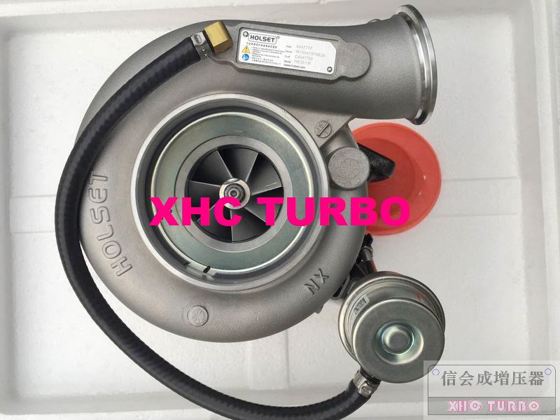 6.7 Cummins Turbo Replacement >> GENUINE HE351W 4047757 4047758 Turbo Turbocharger for ...
