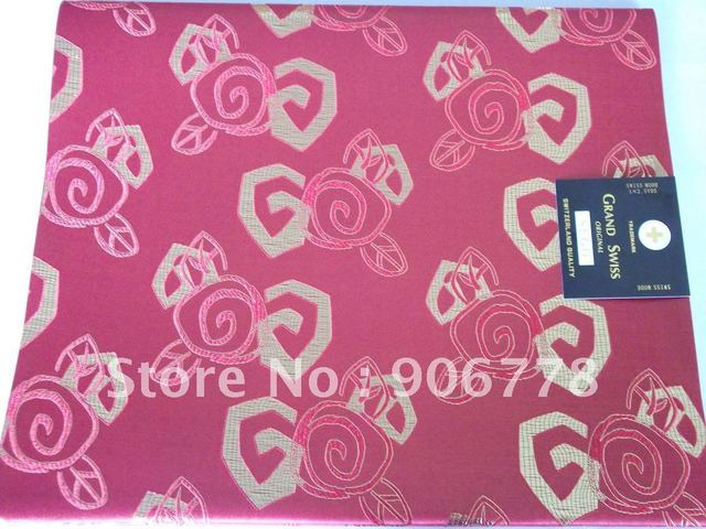 wholesale and retail sego head tie with different color and designs 2pc/plasti bag african fashion fabric