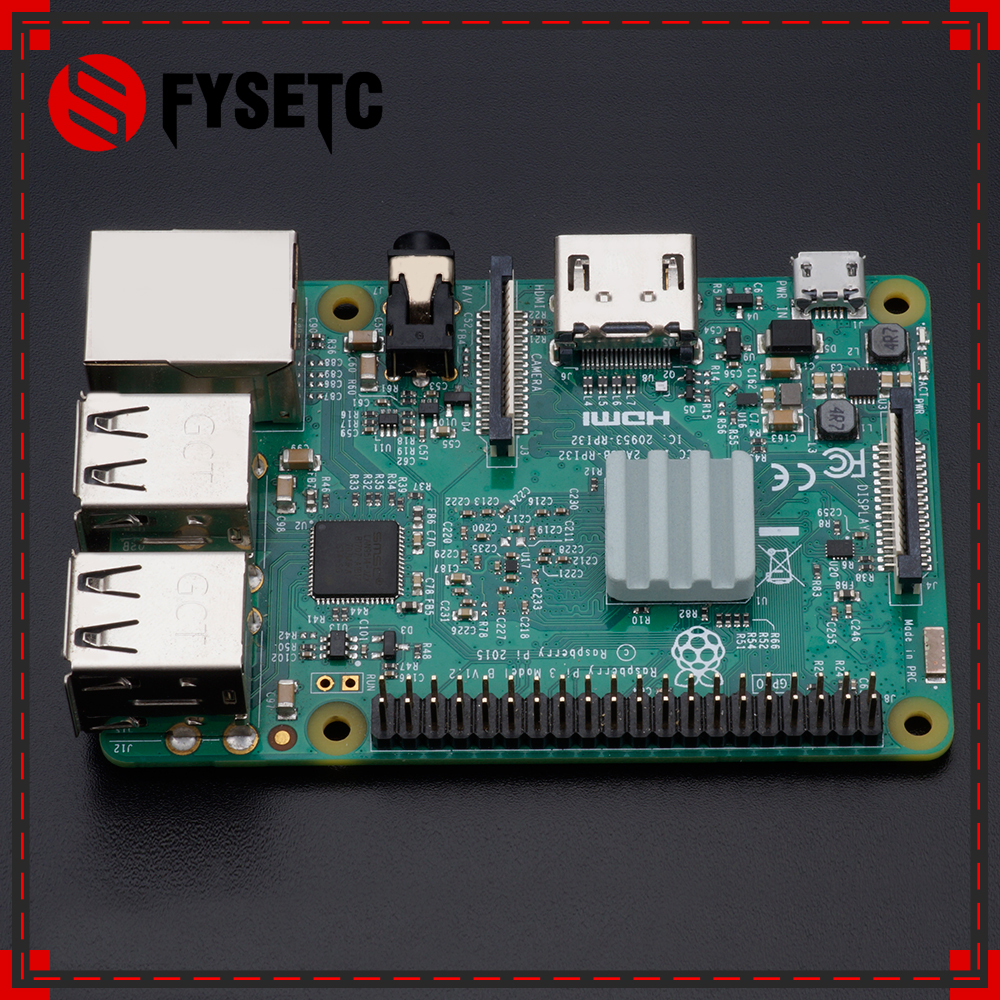 10 PCS Raspberry Pi 3 Heat Sink Ceramic Heat Sinks 15*15*5 Mm CPU Cooling Heatsink Dissipador For Orange Pi Raspberry Pi 2 B/B+
