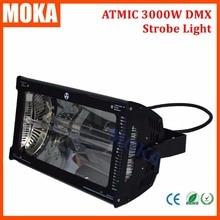 220 V 240 V Atom 3000 Watt Martin Stroboskop 3000 Watt blitzlicht DMX512 strobe blitzlicht für bühne exposition licht bar