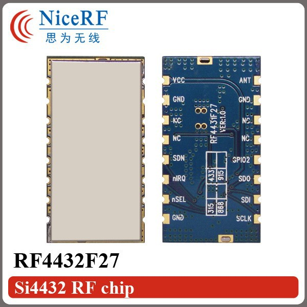 RF4432F27-Si4432 RF chip-2