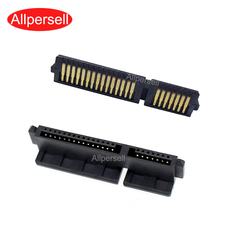 Laptop HDD Connector socket For Dell Latitude <font><b>E5520</b></font> E5420 E5400 E5220 SATA hard drive port image