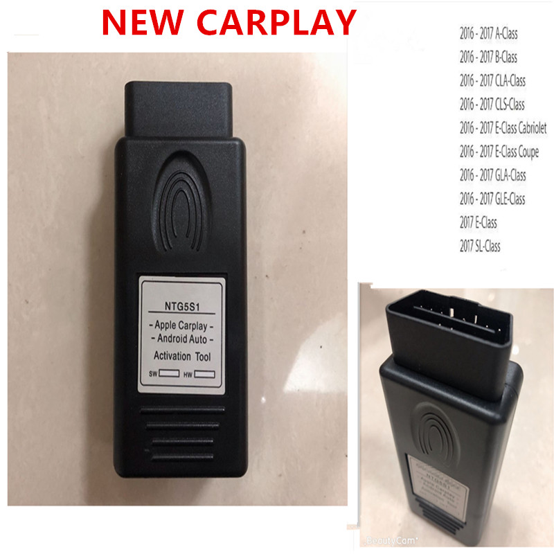 2018 The Newest CarPlay For NTG5 S1 Apple And Android Auto Activation Tool IPhone/Android Free Shipping