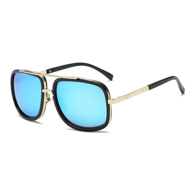 Fashion Classic Sunglasses Luxury Brand Women Men Sunglasses Metal Vintage Unisex Gradient Shades Eyewear Ladies UV400
