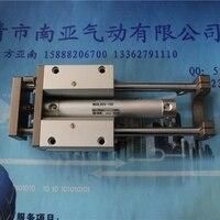 MGGLB20 100 MGGLB25 100 SMC малогабаритных воздушный цилиндр с направляющей стержень пневматический компонент инструменты воздуха
