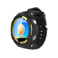 Smart Watch for Kids Children GPS Watch Phone Touch Screen WiFi SOS Message Call Reminder On Wrist compatible for iOS Android