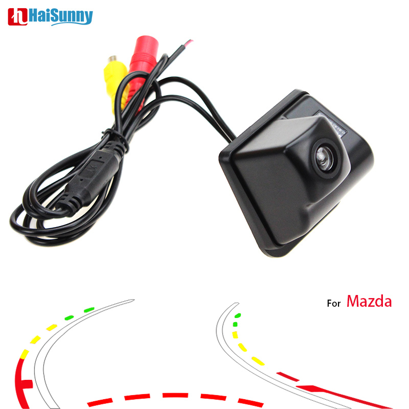 HaiSunny Intelligent Dynamic Trajectory Parking Reverse Car Rear View Camera For Mazda3 CX-5 CX-7 CX-9 Mazda 3 Mazda 6 women slides flip flops sandals fashion 2018 brand unisex indoor home slippers casual summer comfortable woman flats beach shoes