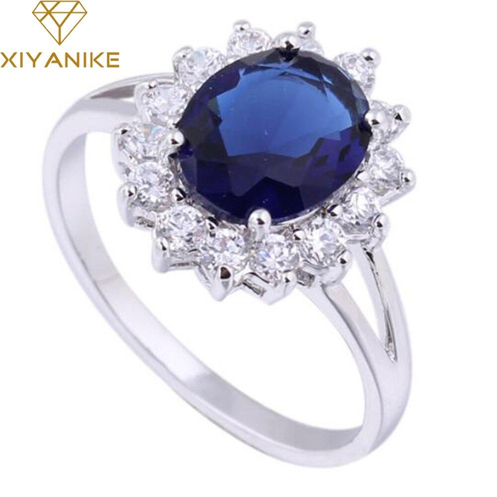 aliexpress buy princess kate ring charm fashion oval