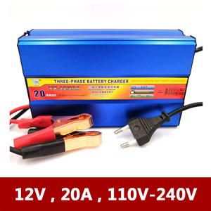 12V 20A Automatic Car Motorcycle Tricycl