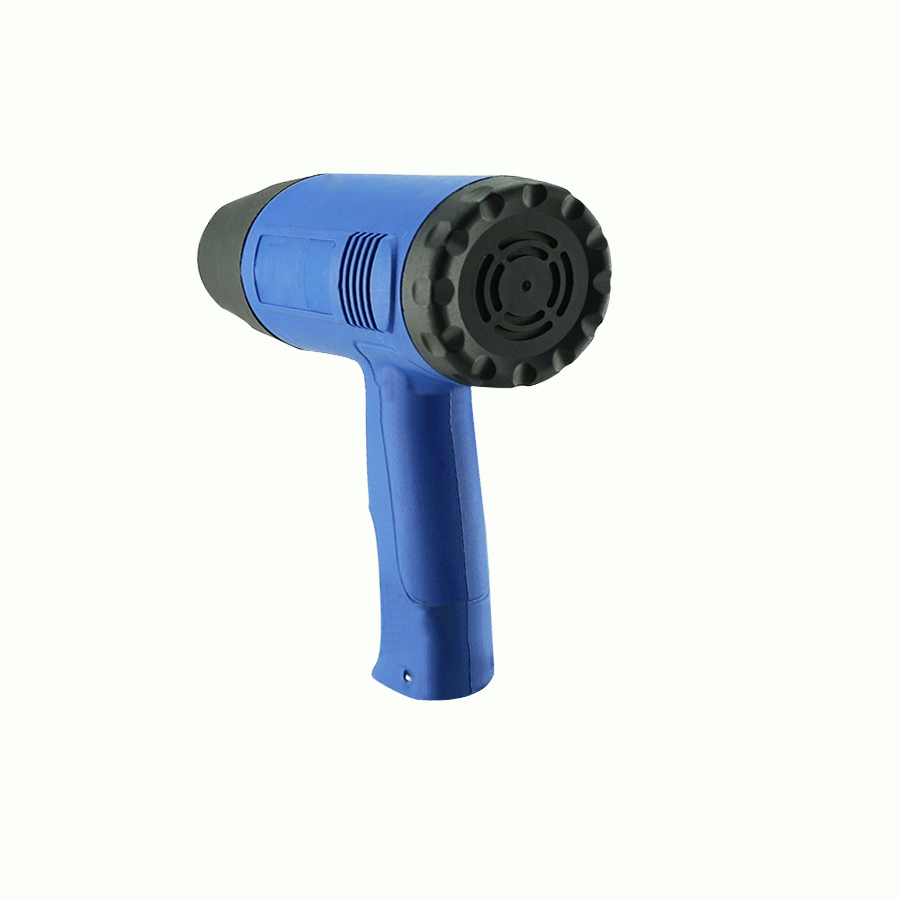 ФОТО CE Guaranteed Heat Gun Hot Air Gun Dual Temperature+4 Nozzles Power Tool 1500W Heater Gun US Plug 110V Free Ship