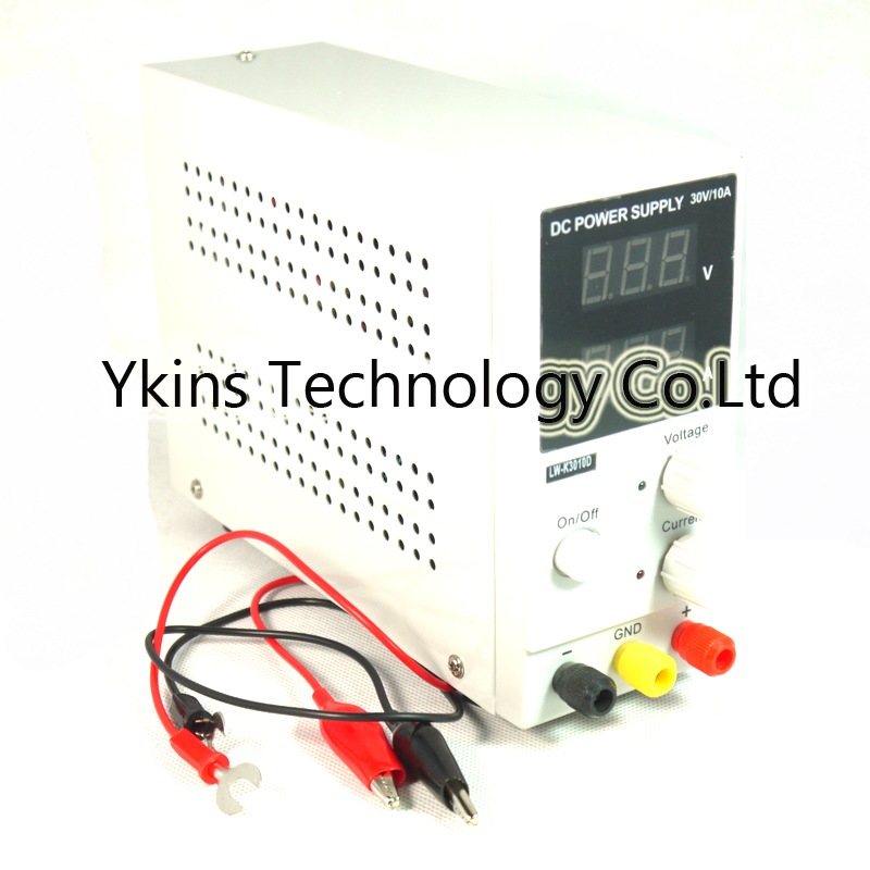 Free shipping LW-3010D LW3010 Mini Switching Regulated Digital Adjustable Switch DC power supply 30V 10A OCP/OTP US/EU/AU Plug original lw mini adjustable digital dc power supply 0 30v 0 10a 110v 220v switching power supply 0 01v 0 01a 34 pcs dc jack