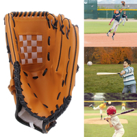 New Top Quality Baseball Gloves Left Or Right Hand 12 5 Inch Professional Baseball Glove Cushioned