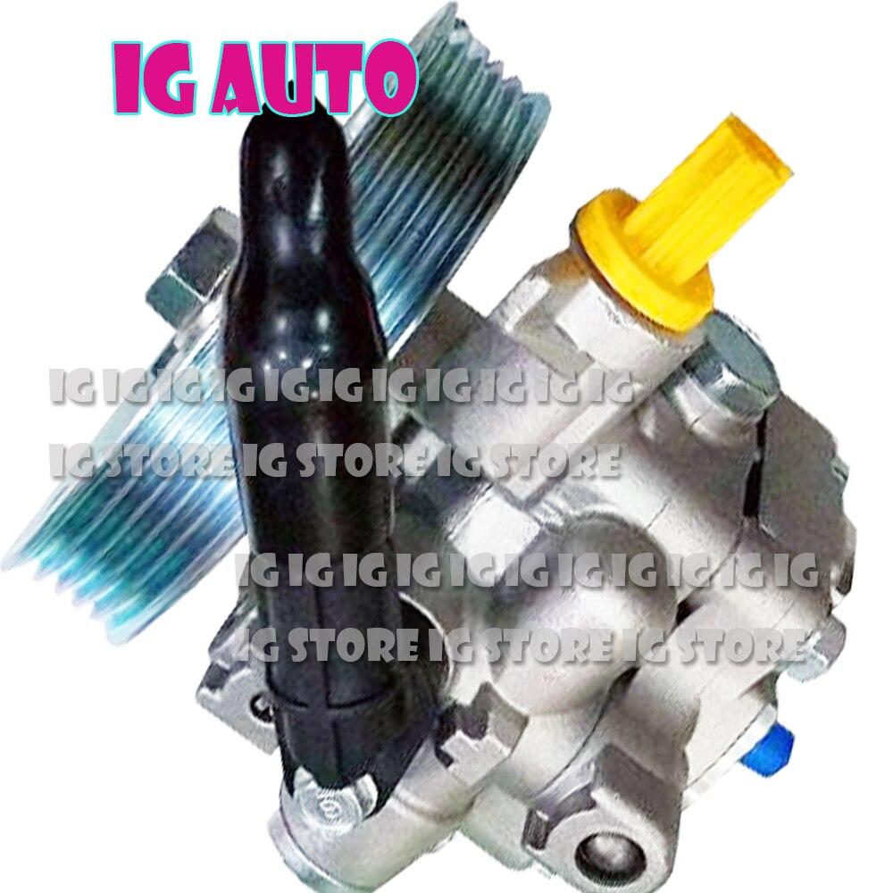 New Power Steering Pump With Pulley For Subaru Impreza WRX STI Models EJ257 Engine Turbocharged Impreza 2008-2015 WRX34430FG040 subaru impreza насос гур