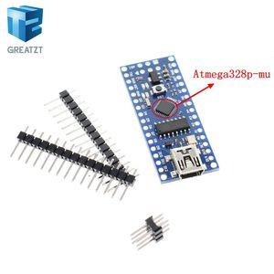 Image 2 - Nano 1 Uds. Mini USB con el controlador de arranque Nano 3,0 compatible con arduino CH340, USB driver 16Mhz NANO V3.0 Atmega328