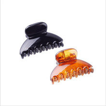 9143 New fashion Korean small hair clips for girls accessories fringe top pins  3.2*2cm 12pcs/lot