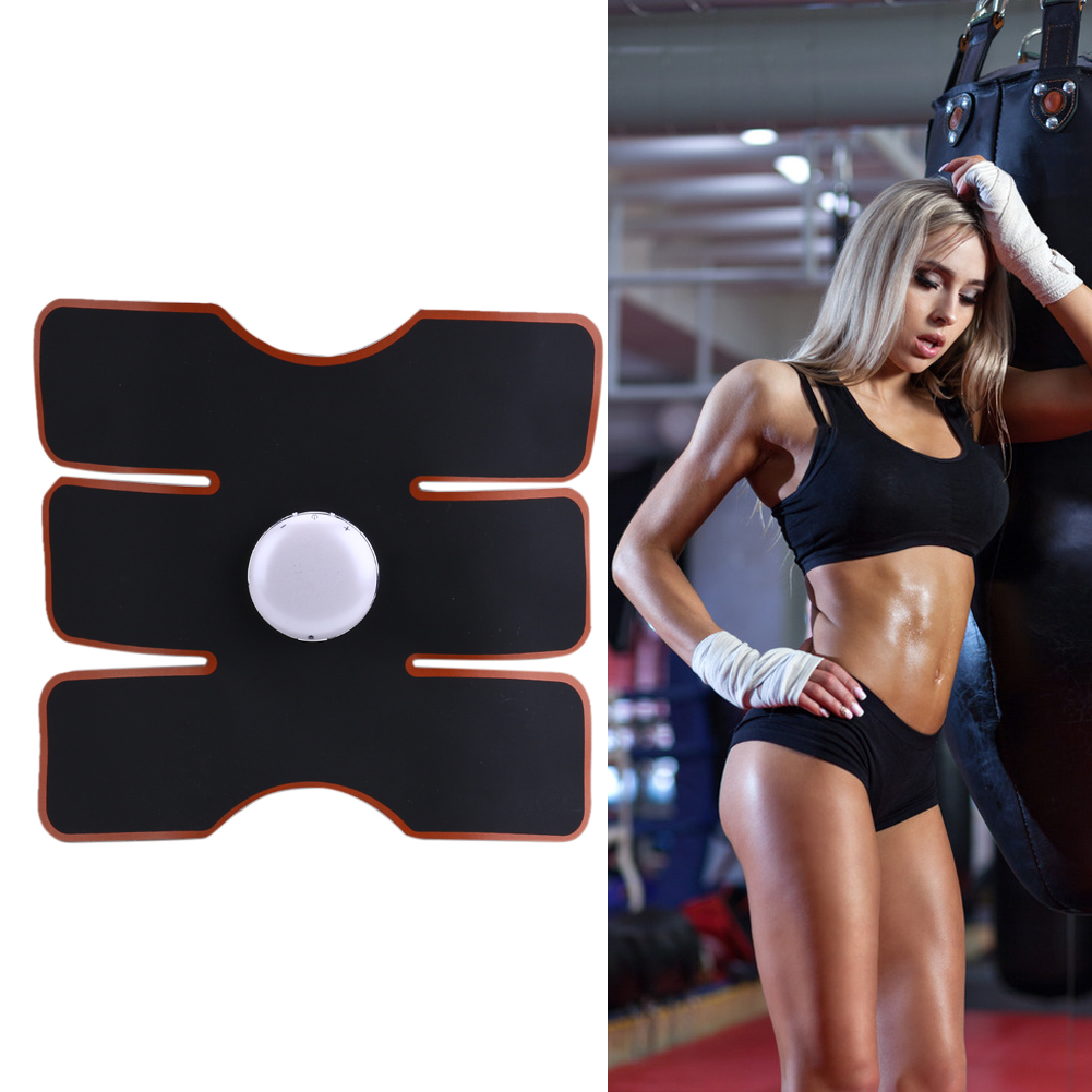 2017 Muscle Training Body Shape Fit Set abdominal muscles Training Device Massager ABS Six Pad Fitness Massage Home Trainer cycling trainer home training indoor exercise 6 speed magnetic resistances bike trainer fitness station bicycle trainer rollers