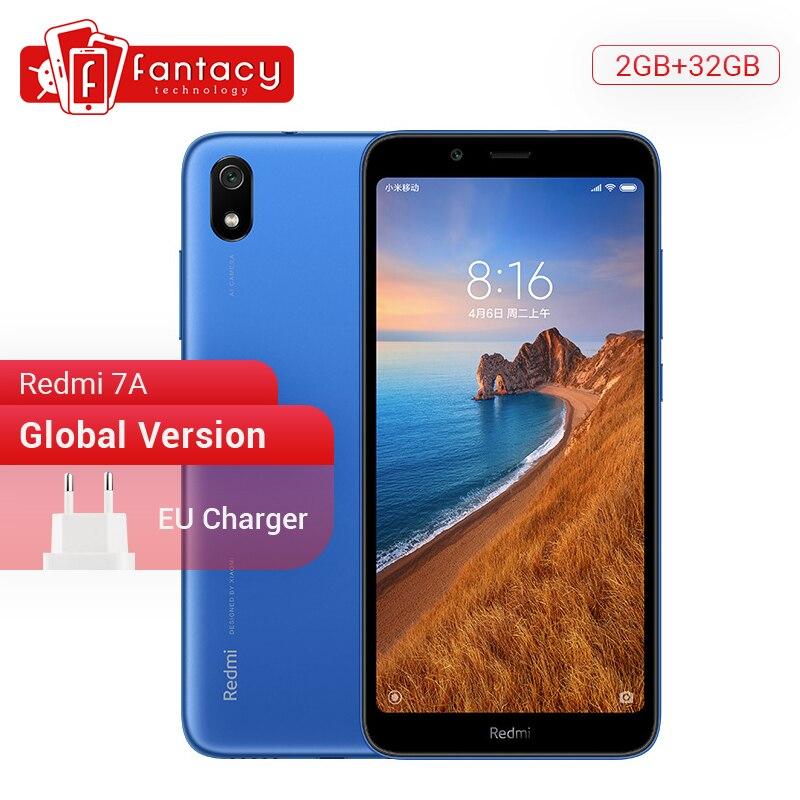 In Stock Global Version Xiaomi Redmi 7A 7 A 2GB 32GB 5 45 Snapdargon 439 Octa