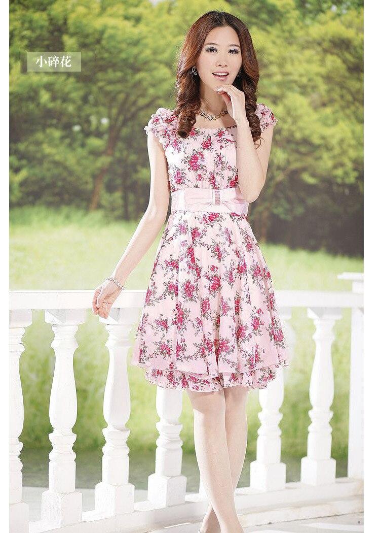 Aliexpress.com : Buy Newest Summer Women Dress,Sweet Cute Princess ...