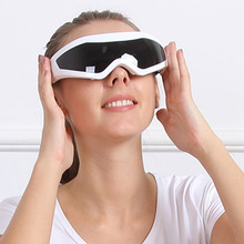 Electric Eye mask Massager Health care beauty magnetic wrinkle Small Massor ergonomic design electronic eye massager vibrator