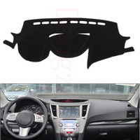 Dongzhen Fit For Subaru Legacy Outback 2010 2014 Car Dashboard Cover Avoid Light Pad Instrument Platform