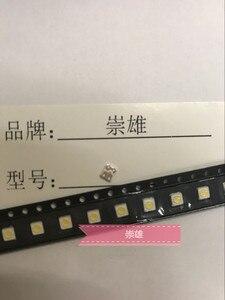 Image 1 - 1000 pièces pour SAMSUNG LED haute puissance LED 1 W 3537 3535 100LM blanc froid SPBWH1332S1BVC1BIB LCD rétro éclairage pour TV Application TV
