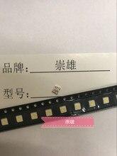 1000 sztuk dla SAMSUNG LED o dużej mocy LED 1 W 3537 3535 100LM zimny biały SPBWH1332S1BVC1BIB podświetlenie LCD do telewizora aplikacja telewizyjna