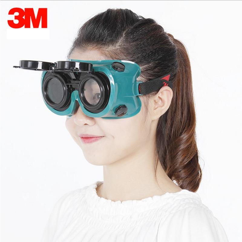 3 M 10197 Güvenlik Potansiyel Kaynak Gözlüğü Gözlük Gözlük - Güvenlik ve Koruma - Fotoğraf 4
