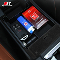 Caixa de Braço carro Para Volvo S80 S80L Luva Caixa De Armazenamento Mala Moedas Titular Caixa De Caso Para Volvo S80 S80L ripa Acessórios Do Carro
