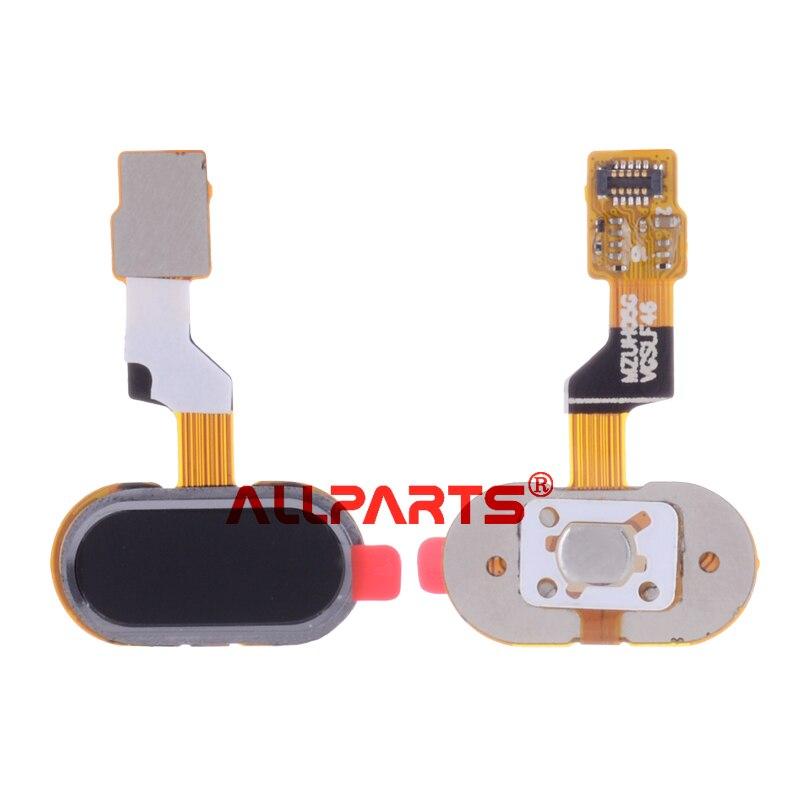 New Original Fingerprint Touch ID Flex Cable For Meizu M3S Mini Menu Home Button M3S M3 S Y685H Replacement Parts
