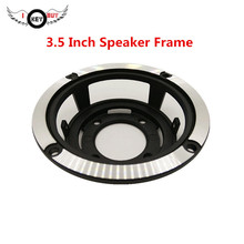 3.5 Inch Speaker Aluminum Basin Basket Frame  Audio Speakers Horn Cone basket Repair Accessories