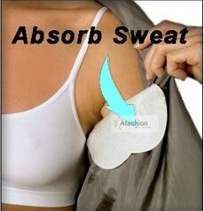 20 pcs absorver o suor nas axilas almofadas desodorante antitranspirante axilas homens mulheres sem perfume espíritos fita adesivos grátis frete