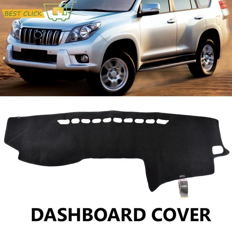 For Toyota 4 Runner 2003-2009 Dash Cover Dashmat Pad Dashboard Mat Carpet Gray