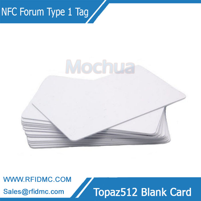 NFC Tags For All NFC Mobile Phone NFC Forum Type 1 Tag NFC Card TOPAZ512