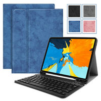 11 inch Case Slim Protective Shell Stand Cover Bluetooth Keyboard Case For iPad Pro Table PC