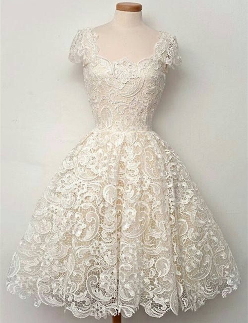 Cute Short Wedding Dresses | Dress images