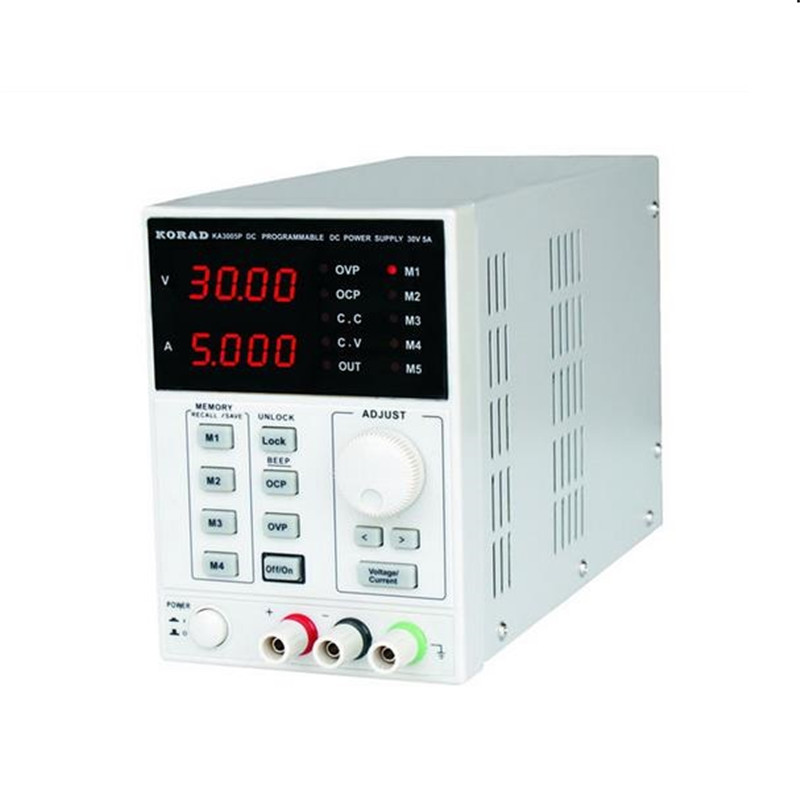 KA3005P Programmable Linear DC Power Supply With USB Data Storage 2