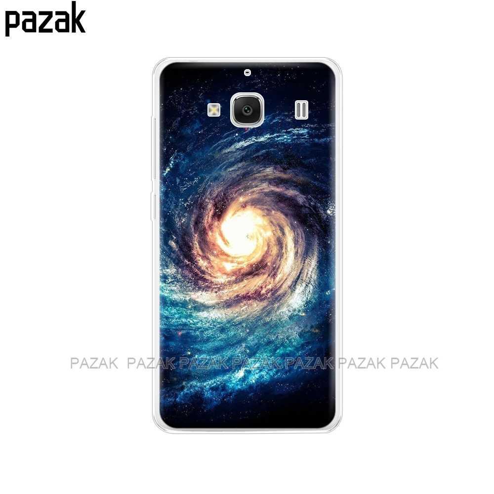 حالة ل Xiaomi Redmi 2 بارد تصميم سيليكون جراب هاتف شاومي Hongmi 2 Redmi 2 Hongmi2 لينة كوكه فوندا الجلد للصدمات