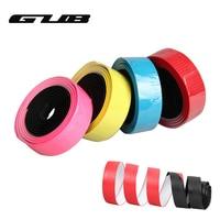 Brand GUB 1623 Handlebar Tape Dual Color Road Bike Handlebar Belt EVA PU Surface Breathable Highway Bar Tape Bicycle Accessories