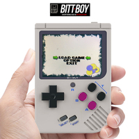 Video Game Console, Handheld Game Players, Bittboy V3.5+32GB Card, Retro Games For Child Nostalgic Player.Can Save And Load Game