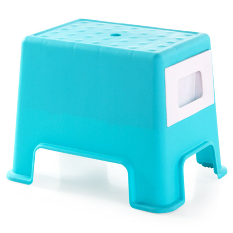 New Plastic Stool Changing His Shoes Small Bench,People Can Sit Stool Multifunctional Storage Stool