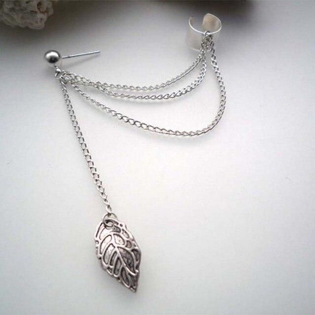 Tassel Clip Earrings for Women 2