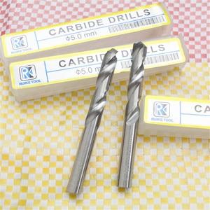 Carbide Twist Drill Bits for C