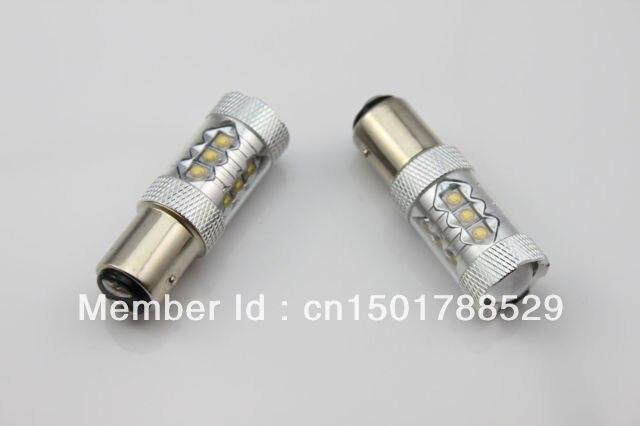 Auto Led Lampen : W led fog light w cree chips ba s p w r w r w car